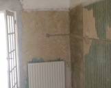 Bye bye old wallpaper